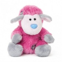 Frizzie the Pink Lamb