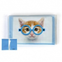 Glasses Cat Tissues
