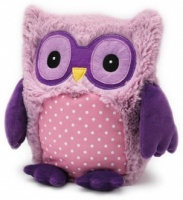Hooty Owl - Purple