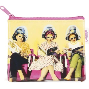 Hairdressing Salon Coin Purse