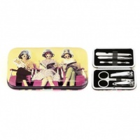 Hairdressing Salon Nail Care Set