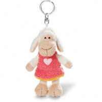 Jolly Frances Sheep Keyring