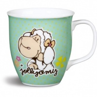 Jolly Amy Sheep Mug