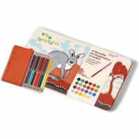 Wild Australia Coloured Pencil Set