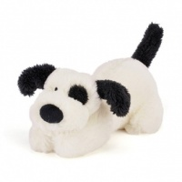 Pipsqueak Black & Cream Puppy