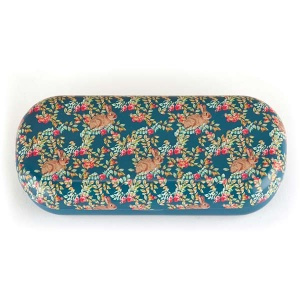 Rabbit Print Glasses Case