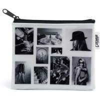 Rock & Roll Zip Purse