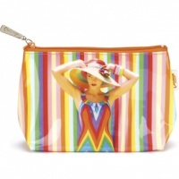 Rainbow Woman Small Bag