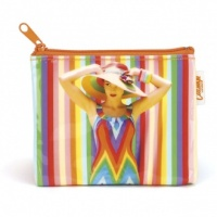 Rainbow Woman Coin Purse