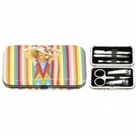 Rainbow Woman Nail Care Set