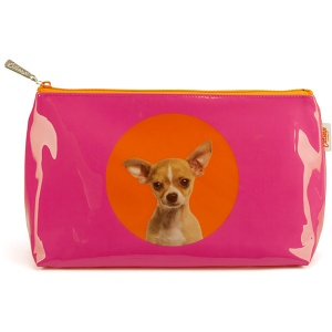 Spot Chihuahua Wash Bag