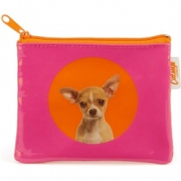 Spot Chihuahua Coin Purse