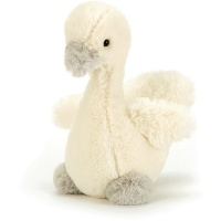 Syllabub Grey Swan Rattle