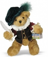 Shakespeare Teddy Bear