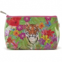 Tiger Lily Wash Bag