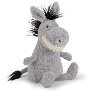 Toothy Donkey