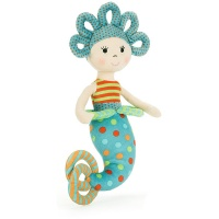 Under the Sea Mermaid Rattle