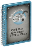 Wallace & Gromit Notebook