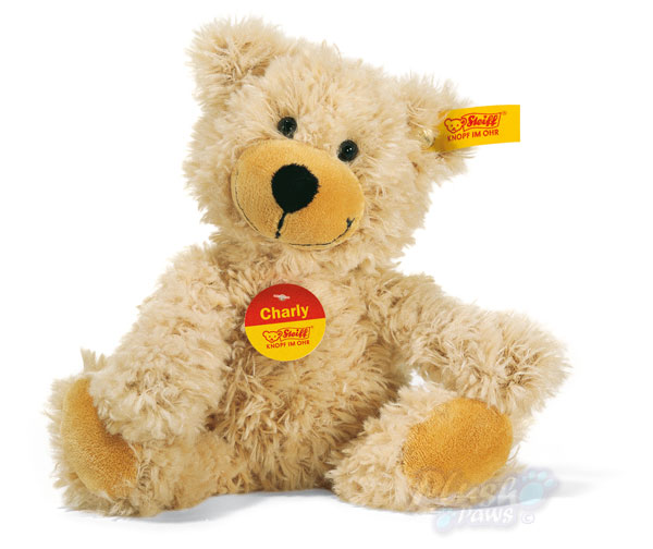 Charly Teddy Bear - Beige