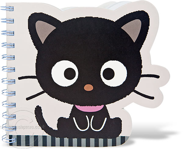 Chococat Spiral Notebook