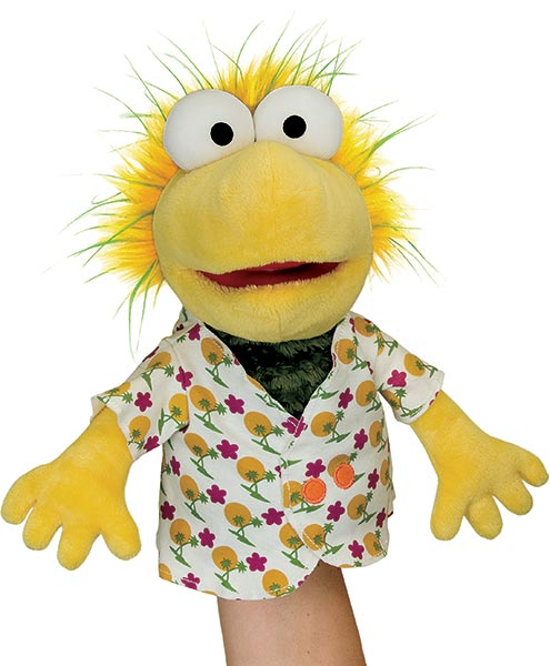 Fraggle Rock - Wembley Hand Puppet