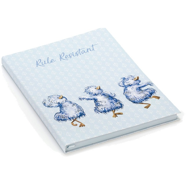 Rule Resistant A5 Notebook