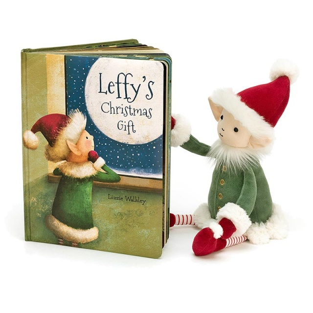 Leffy's Christmas Gift Book