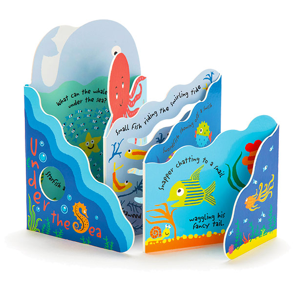 Under the Sea Board Book