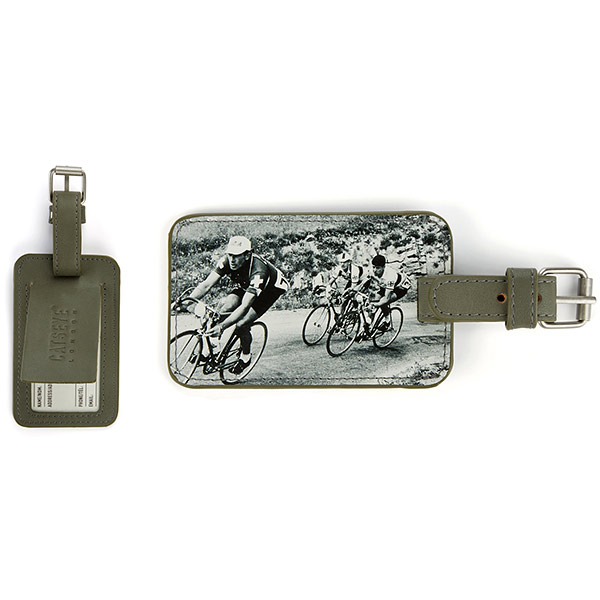 Cycling Luggage Tag