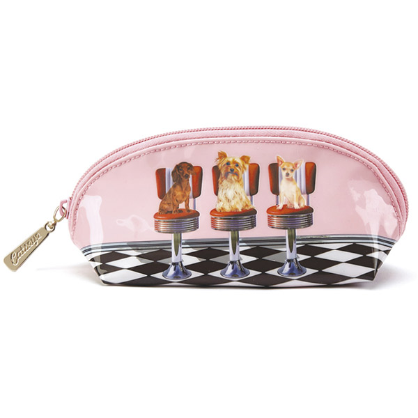 Diner Dogs Oval Bag