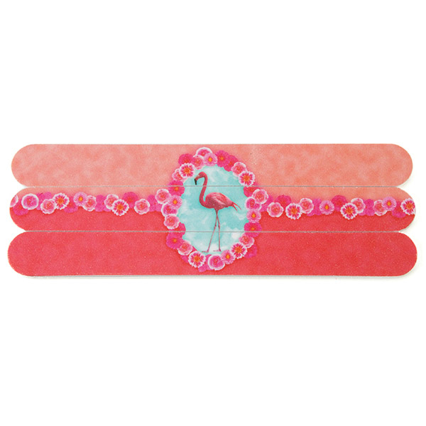 Flamingo Nail Files