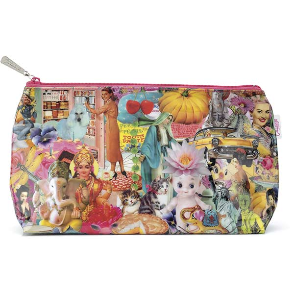 Karma Kitsch Wash Bag