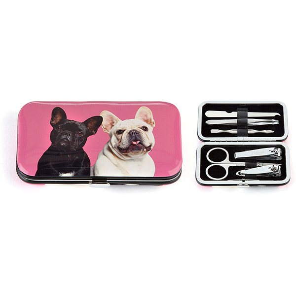 Mr & Mrs Nail Care Set