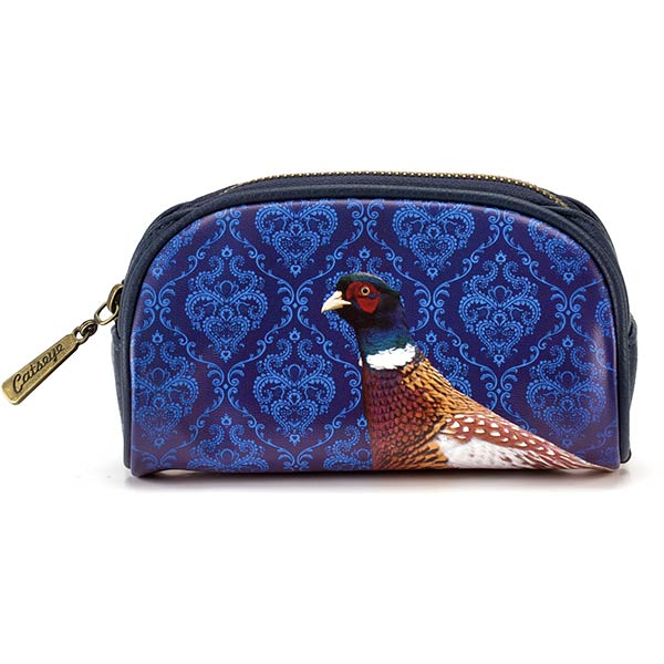 Pheasant Oval Bag