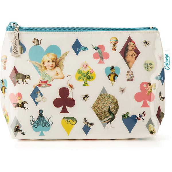 Hearts & Cherubs Small Bag