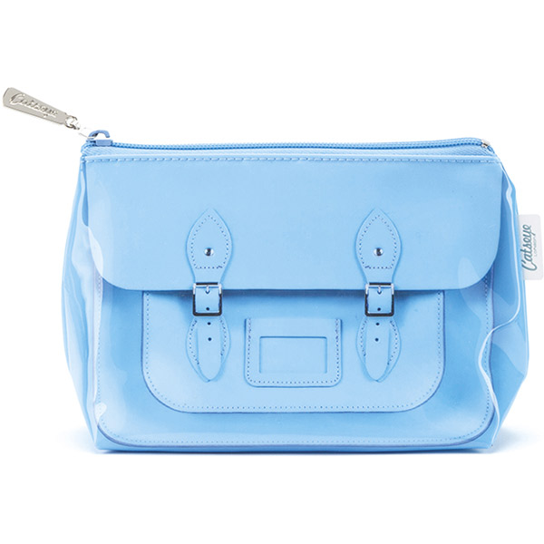 Blue Satchel Small Bag