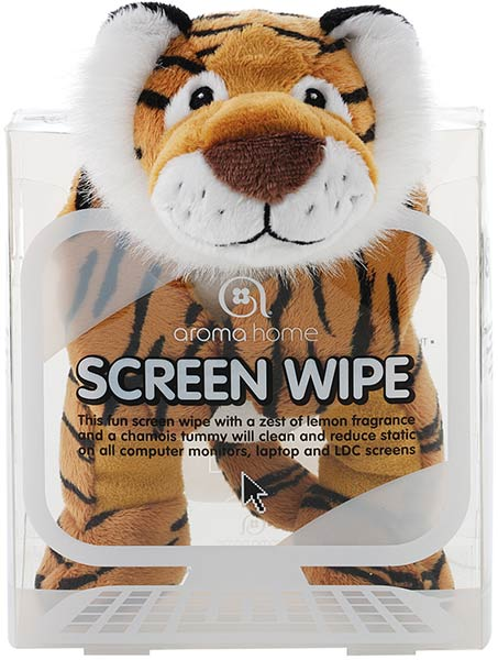 Tiger Screen Wipe