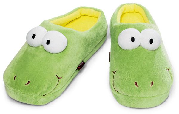 Frog Slippers