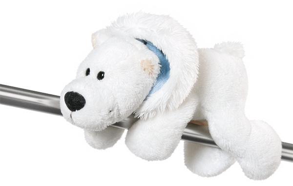 Nici White World Polar Bear Magnici Plushpaws Co Uk