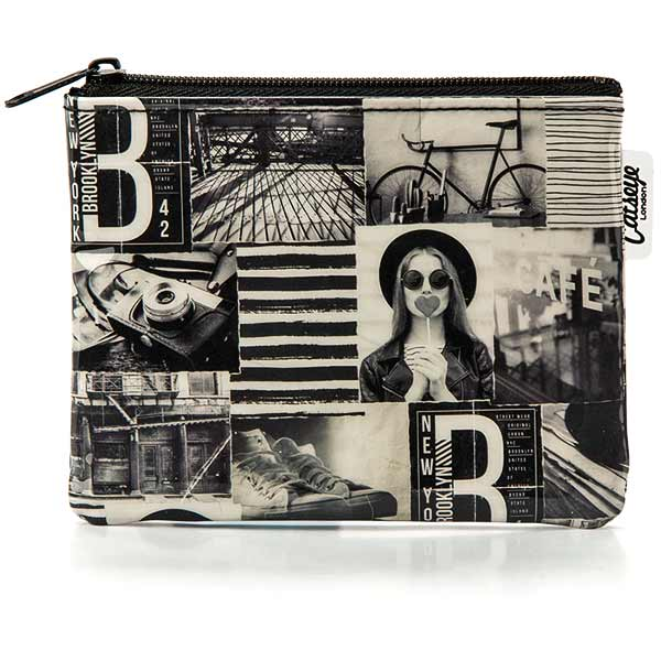 Beatnik Coin Purse