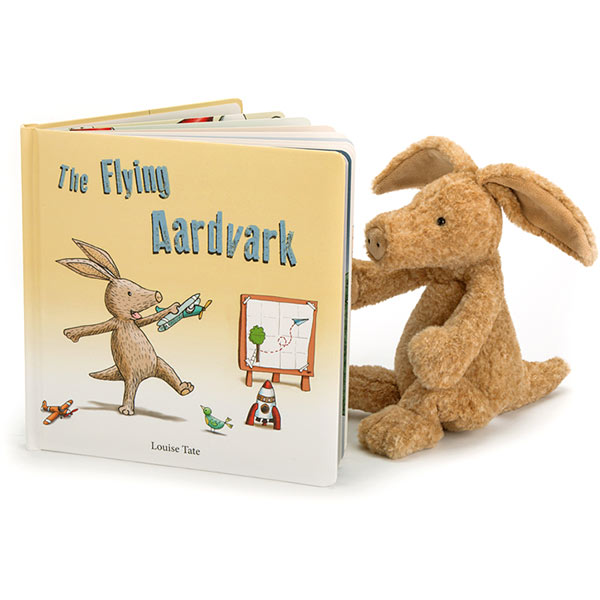 The Flying Aardvark Book