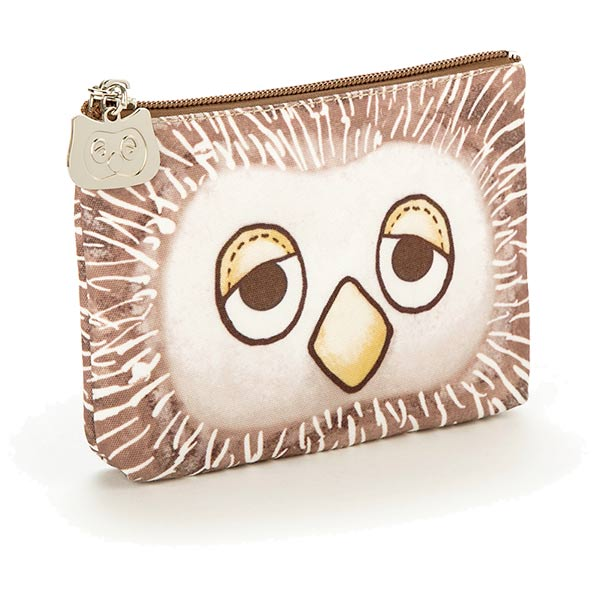 Don't Give a Hoot Owl Pouch