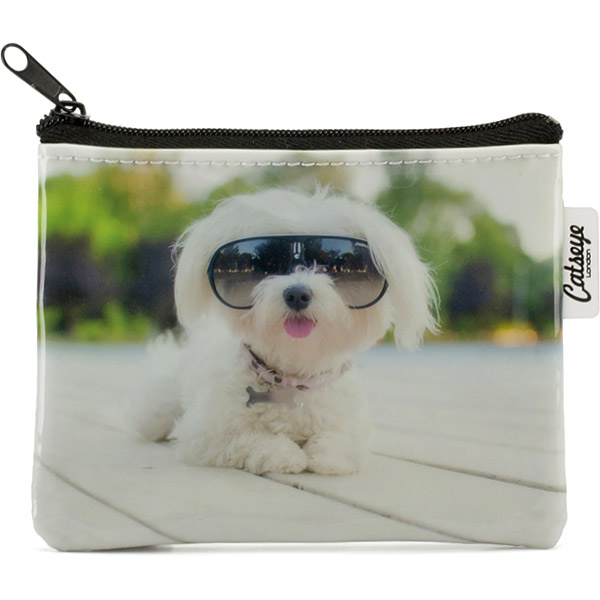Diva Dog Coin Purse