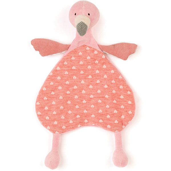Lulu Flamingo Soother