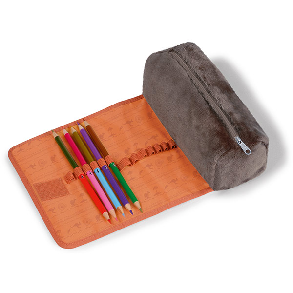 Kangaroo Roll Up Pencil Case
