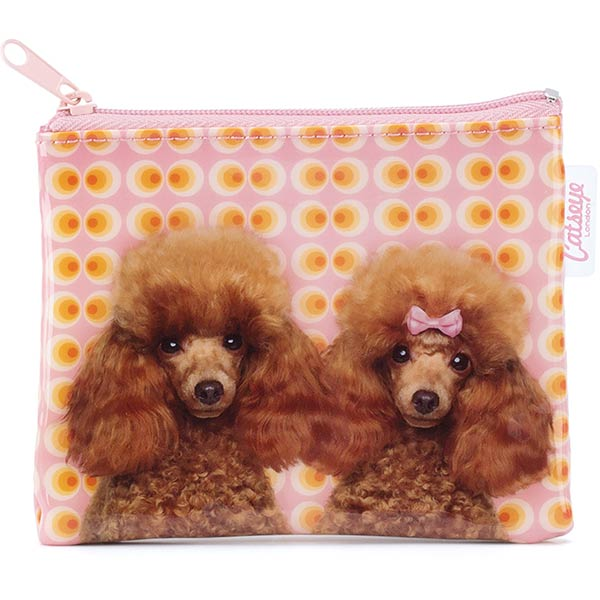 Poodle Love Coin Purse