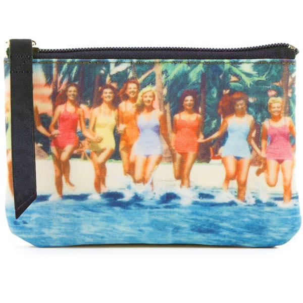 Vacation Make-Up Pouch