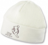 Fleece Hat - White