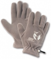 Fleece Gloves - Grey