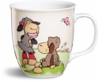 Jolly Mah Granny & Lenny Sheep Mug